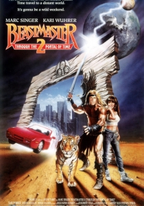 Beastmaster2Poster